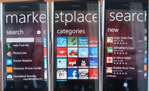 Dell Venue Pro. Marketplace