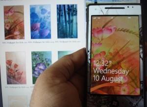 Обои Windows Phone для девушек