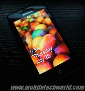 Windows Phone 7 Mango будет выпущен когда будут готовы операторы и производители