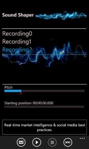 Sound Shaper 1