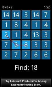 Обзор игры Numerix