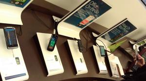 WP7-смартфоны в магазине Microsoft