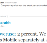 Во втором квартале 2011 года в США Windows Phone 7 занял 2% рынка