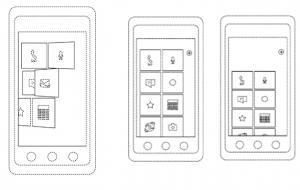 Microsoft получил патент на интерфейс стартовой страницы Windows Phone
