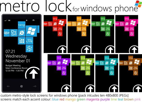 Metro Приложения Windows 8