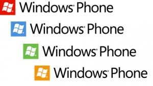 Новый официальный квадратный логотип Windows Phone Mango