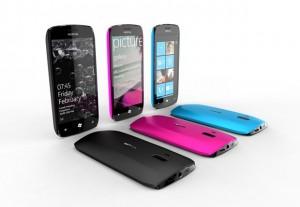 Концепт-дизайн WP-смартфонов Nokia