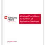 Инструкция для разработчиков Symbian Qt для перехода на Windows Phone 7