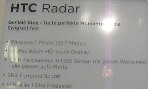 IFA 2011: стенд HTC