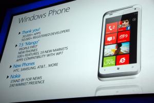Windows Phone на конференции BUILD