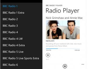BBC Radio Player