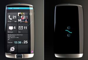 Yanko Design создал концепт Windows Phone 7