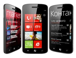 Windows Phone в России