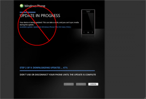 Сервера Windows Phone готовятся к Mango
