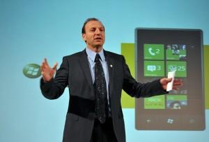 Энди Лиз, президент Windows Phone