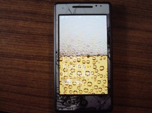 Пузырьковые обои для Windows Phone