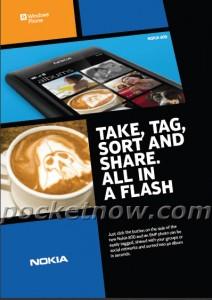 Реклама Nokia 800