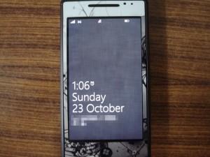 Простые обои для Windows Phone