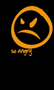 Сердитый