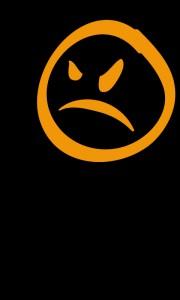 Сердитый (без текста)
