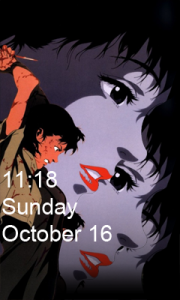 Perfect Blue - lock screen