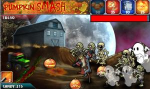 Обзор игры Pumpkin Smash