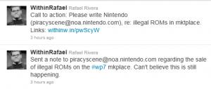 Нелегальные порты игр Nintendo на Marketplace