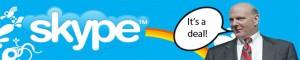 ЕС одобрил покупку Skype компанией Microsoft