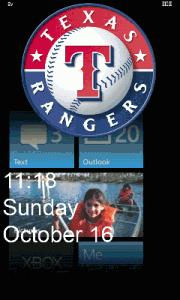 Rangers - при касании