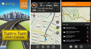 Оффлайн-карты Navigation