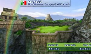 Обзор игры Lets Golf 2