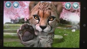 Обзор игры Kinectimals