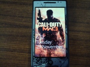 Обои Modern Warfare для Windows Phone