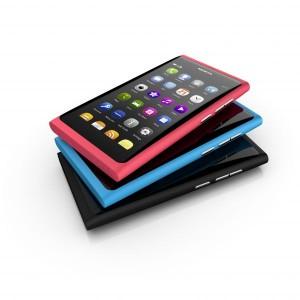 Nokia Lumia 800 и Nokia N9