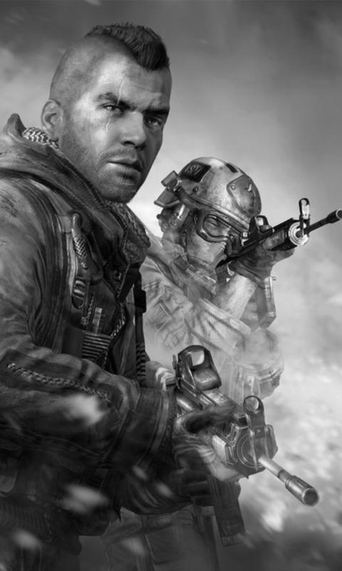 Call Of Duty Modern Warfare 3 Soap