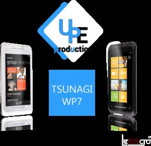 Windows Phone 7 на Toshiba TG01