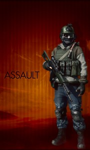 Battlefield 3 Assault