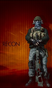 Battlefield 3 Recon