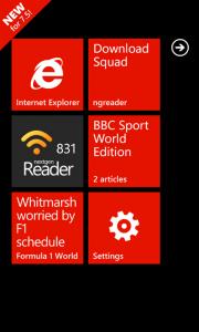 NextGen Reader