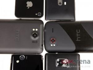 Сравнение 8-мегапиксельных камер смартфонов