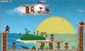 Обзор игры Star Ninja