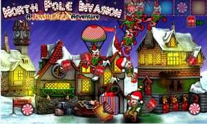 North Pole Invasion