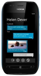 Nokia Lumia 710 в живую