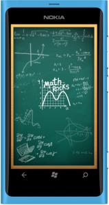 Логотип Math Rocks!
