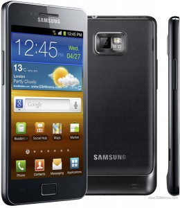 Samsung I9100Galaxy S II