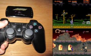 Android-игры и геймпад PS3