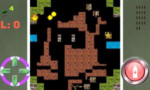 Обзор классической игры microTanks