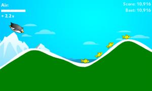 Игра Penguin для WP7