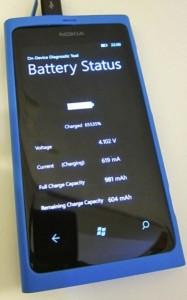 Обновление Nokia Lumia 800 для аккумулятора выйдет 18 января