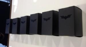 Упаковка Nokia Lumia 800 Dark Knight